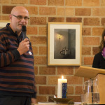 afsluitende liturgie door Het Venster Veenendaal