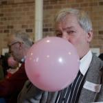 Balonnen worden volgeblazen met inspiratie